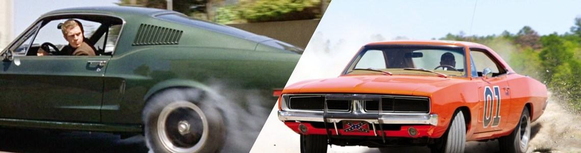 History of the Dodge Charger