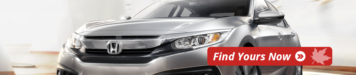 Used Honda Cars for Sale in Surrey
