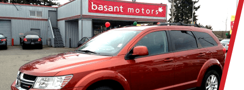 Used Car Financing in Surrey, BC
