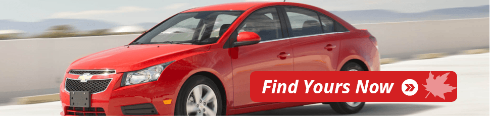 Used Red Chevrolet in Surrey, BC