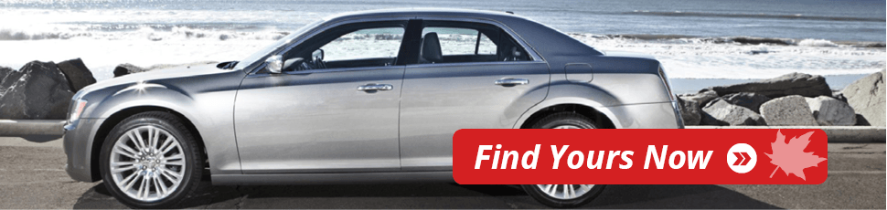 Used Silver Chrysler in Surrey, BC