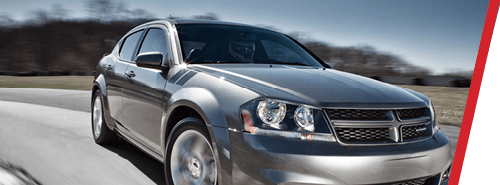 Used Dodge Avenger in Surrey, BC
