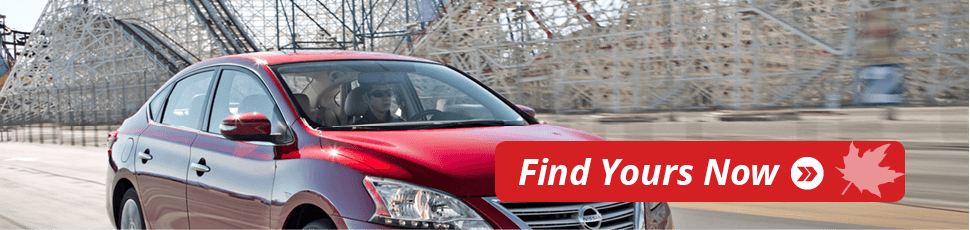 Used Nissan Sentra in Surrey, BC