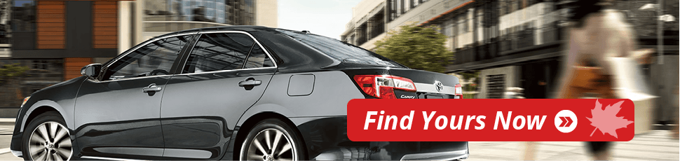 Used Toyota Camry in Surrey, BC