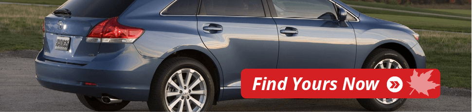 Used Toyota Venza in Surrey, BC