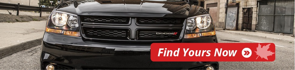 Used Dodge in Surrey