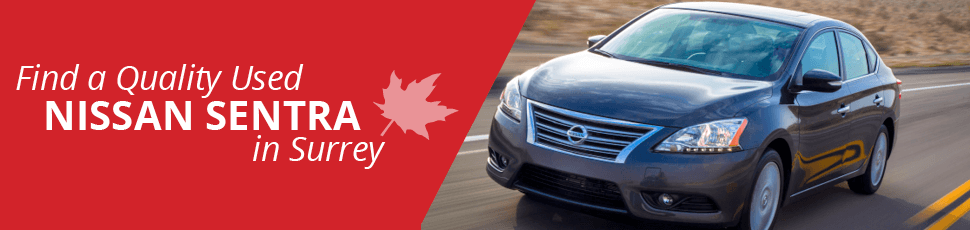 Find a Used Nissan Sentra in Surrey, BC - Basant Motors