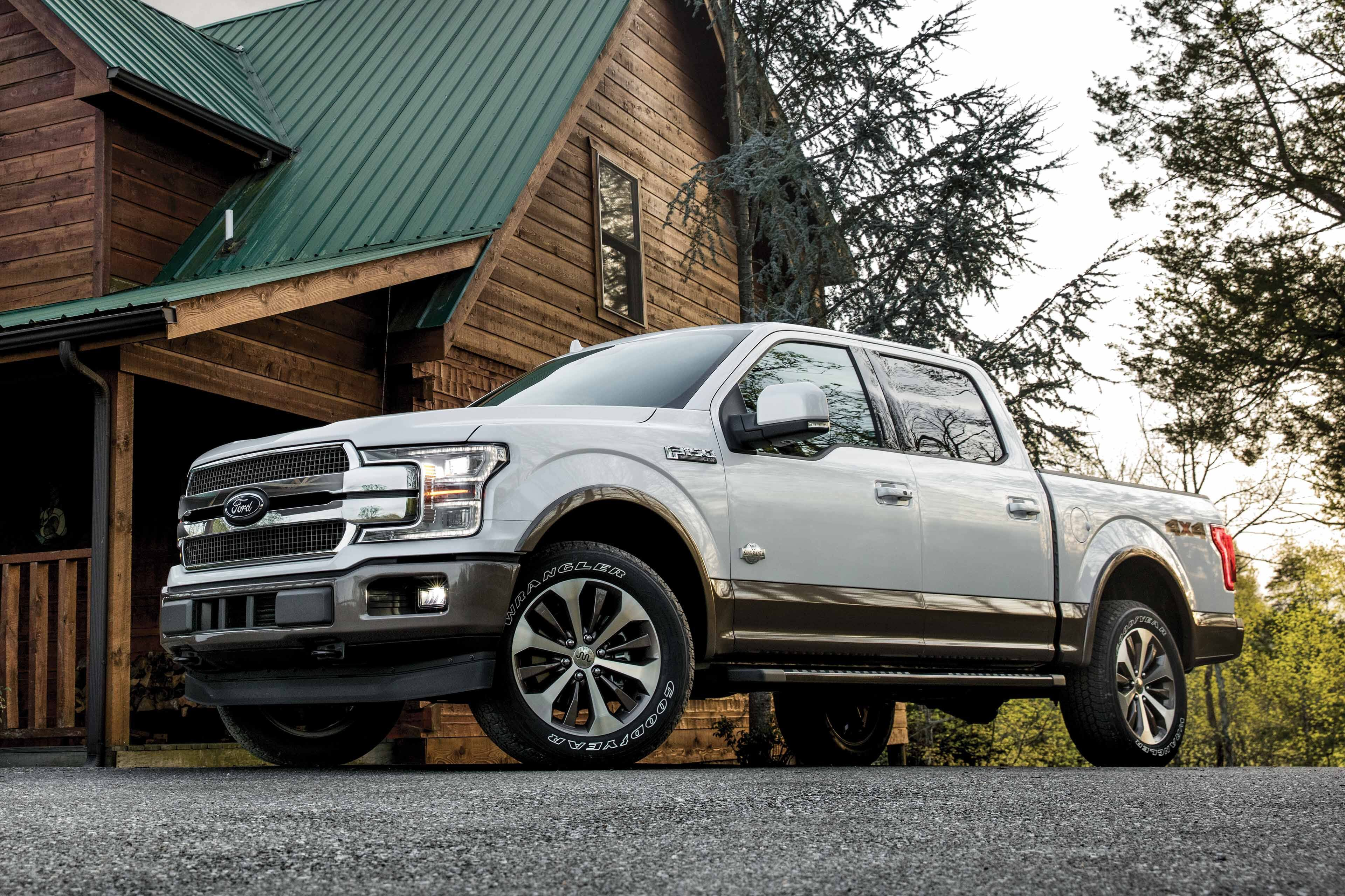 Used F-150 in Surrey